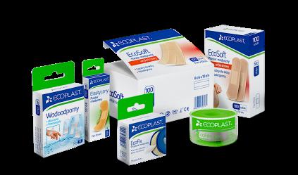 Gama produktów Ecoplast