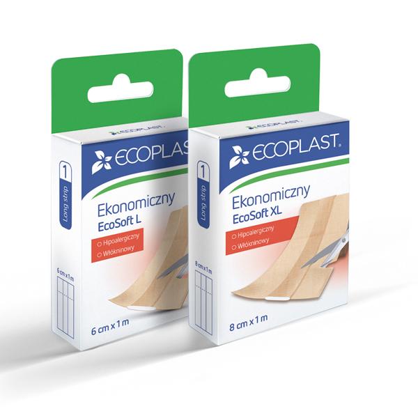 Plastry medyczne Ekonomiczny - ecosoft